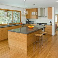 Modern Kitchen by Marshall Architecture & Design
