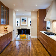 Contemporary Kitchen by Nash Construction, Inc.