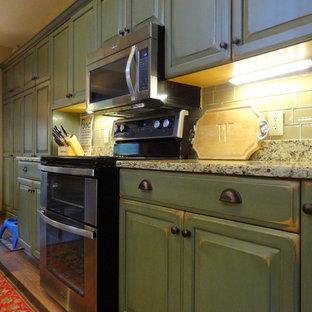 Banner Elk // Rustic Remodeled Kitchen