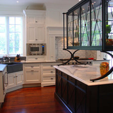 Traditional Kitchen by Handman Associates