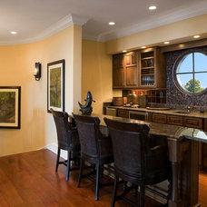 Traditional Kitchen by Bill Huey + Associates