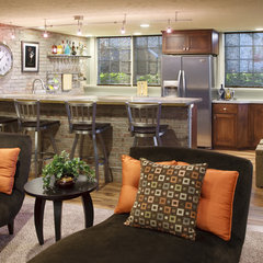 contemporary kitchen by KannCept Design, Inc.