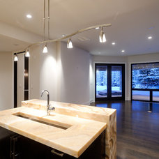 Contemporary Kitchen by Forum Phi - Architecture | Interiors | Planning