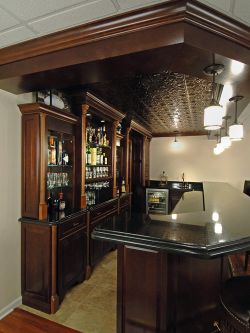 commercial bar lighting. Example Of A Classic Kitchen Design In Philadelphia Commercial Bar Lighting
