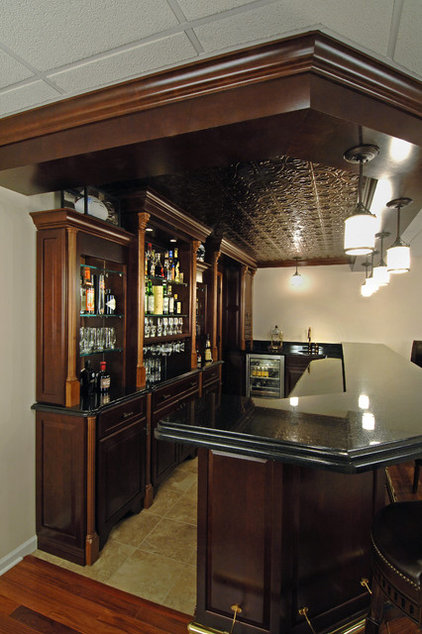 Traditional Kitchen by Gehman Design Remodeling