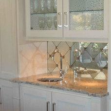 Contemporary Kitchen by Heather ODonovan Interior Design