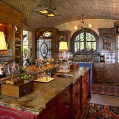 traditional kitchen by Marie Meko, Allied ASID