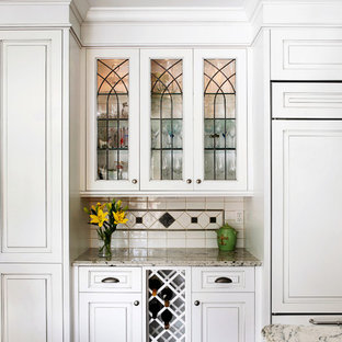 Glass Upper Cabinets Houzz