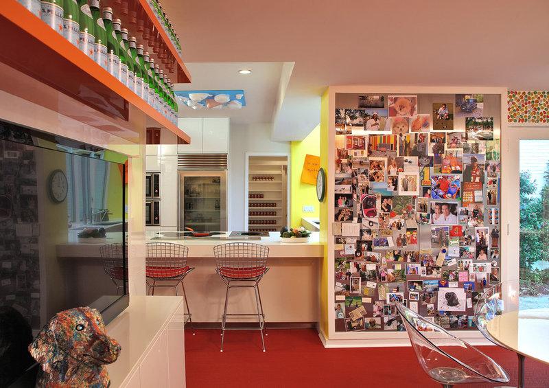 modern kitchen by Kenneth M Wyner Photography Inc