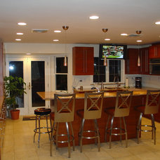 Contemporary Kitchen by S.A.N Design Group, Inc.