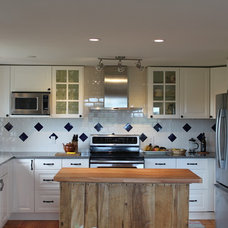 Eclectic Kitchen Barbara McCann