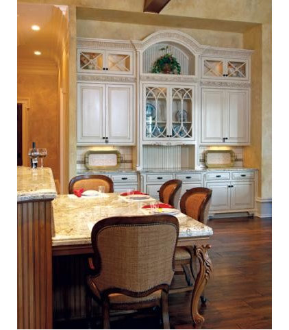 Kitchen Cabinets by Barber Cabinet Co.