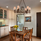 Spanish Colonial Revival Bungalow Kitchen
