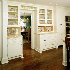Traditional Kitchen by Sawhorse Designs