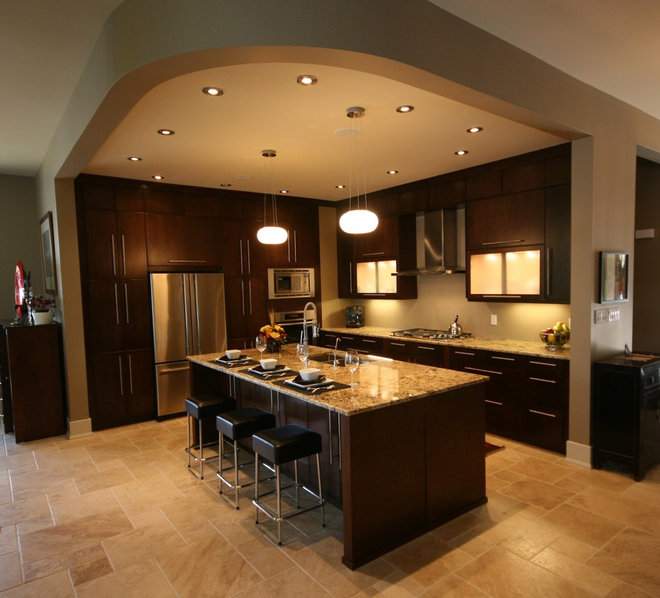 Contemporary Kitchen by Detail by Design