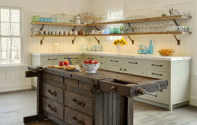 New This Week: 3 Kitchen Island Ideas You Haven't Thought Of