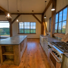 Traditional Kitchen by Saine Cabinetry