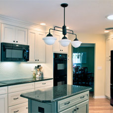 Contemporary Kitchen by Barn Light Electric Company