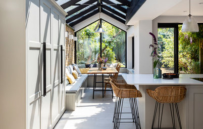 Houzz Tour: A Period Home is Beautifully Updated for Family Life