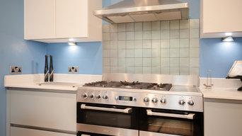 Barrett's kitchen - Trafford