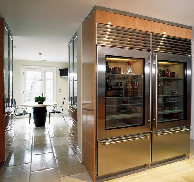 Industrial Kitchen by Kitchens & Baths Unlimited