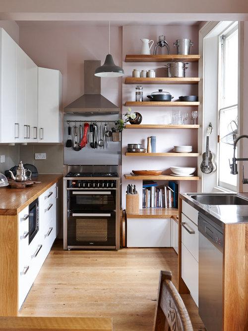 Kitchen Design Ideas Remodel Pictures With Black Appliances Houzz