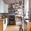99 Ingenious Ideas to Steal for Your Small Kitchen