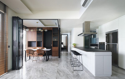 Houzz Tour: A Staycation Experience Cosies Up This New Condo