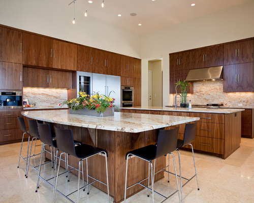 granite table island - Granite Kitchen Island Table
