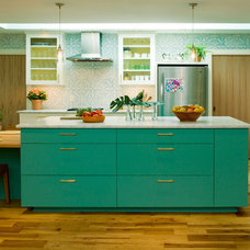 Eclectic Kitchen by Amity Worrel & Co.