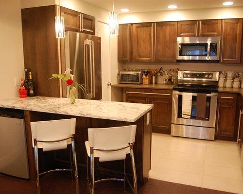 Studio Apartment Kitchen Design studio apartment kitchen | houzz