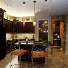 contemporary kitchen by Designer's Touch