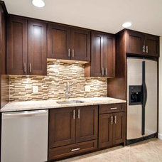 Traditional Kitchen by Euro Stone Craft