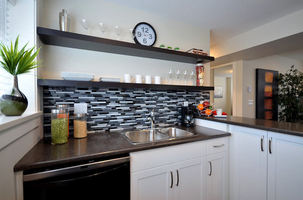 Contemporary Kitchen by MIRA Floors and Interiors