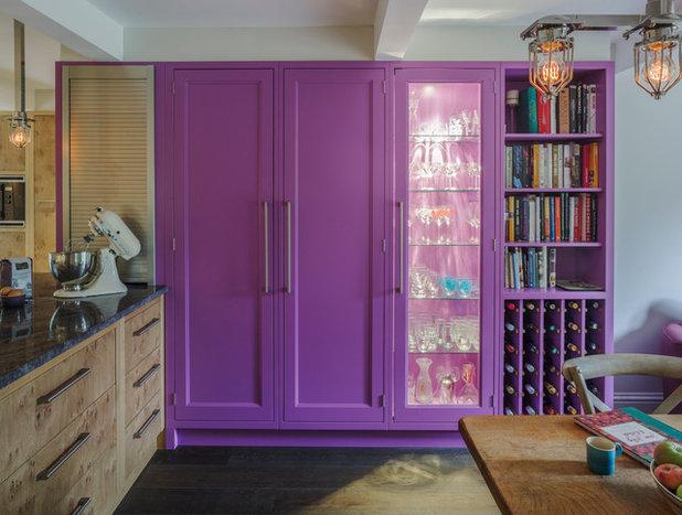 Contemporary Kitchen by Stephen Graver Ltd