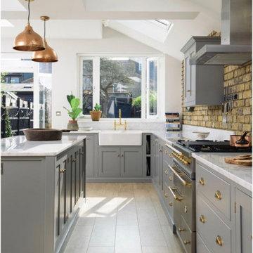 Bathroom & Kitchen Designs