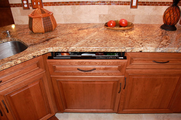 Traditional Kitchen by NWC Construction