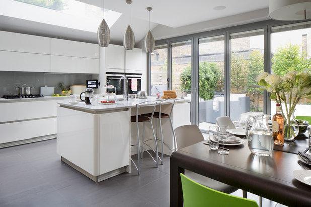 Contemporary Kitchen by Emma Green Design