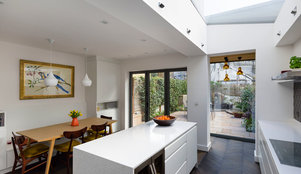 Kitchen of the week a 1930s home with a light filled for Kitchen ideas 5m x 3m
