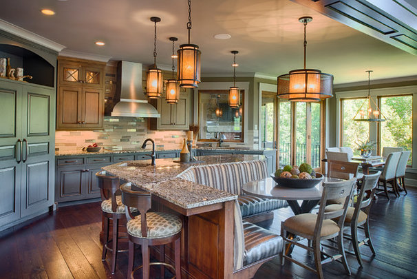 Lake house kitchen ideas for Lake house kitchen designs
