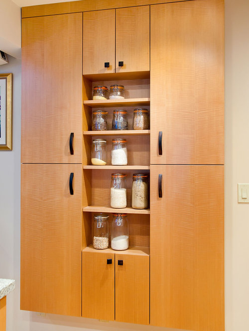 Shallow Pantry Cabinets Home Design Ideas Pictures