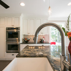 Contemporary Kitchen by Whisper House Real Estate Group, L.L.C