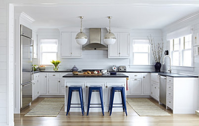 Bungalow Kitchen Finds a New Life After Hurricane Sandy