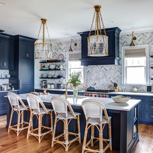 Bay Head, New Jersey - Transitional - Kitchen