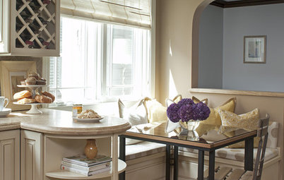 12 Cozy Corner Banquettes for Kitchens Big and Small