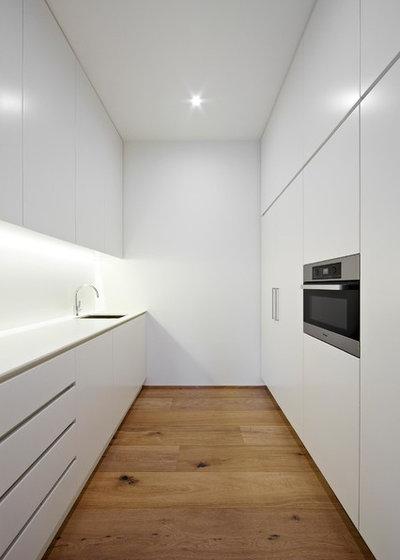 北欧 キッチン by Urban Angles