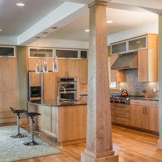 Craftsman Kitchen by England Street Construction