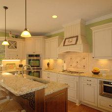 Farmhouse Kitchen by Harlequin Design Studio