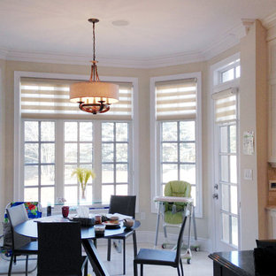 Bay windows window covering solutions