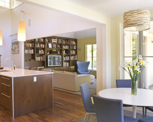 Centerpieces For Kitchen Table Kitchen table centerpieces houzz trendy galley open concept kitchen photo in san francisco with an undermount sink flat workwithnaturefo